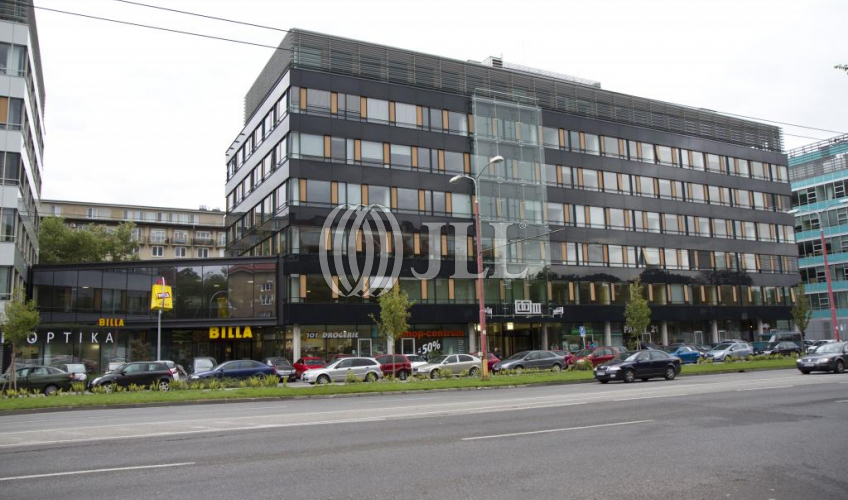 18925da1b Offices in City Business Center III for rent - Ružinov | officefinder.sk